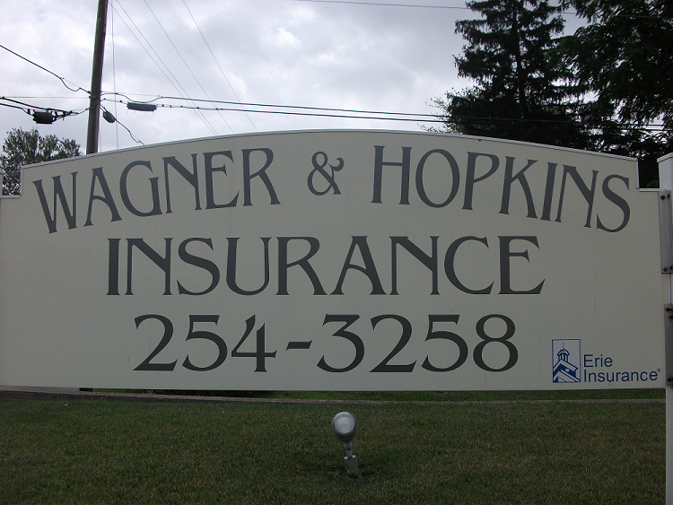Wagner and Hopkins Insurance Agency Size